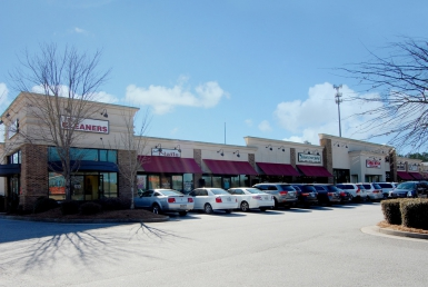 The Shoppes at Due West Pavilion