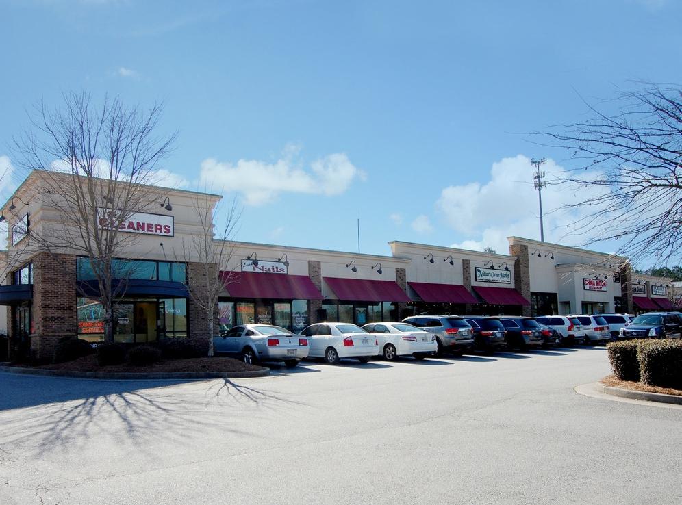 The Shoppes at Due West Pavilion